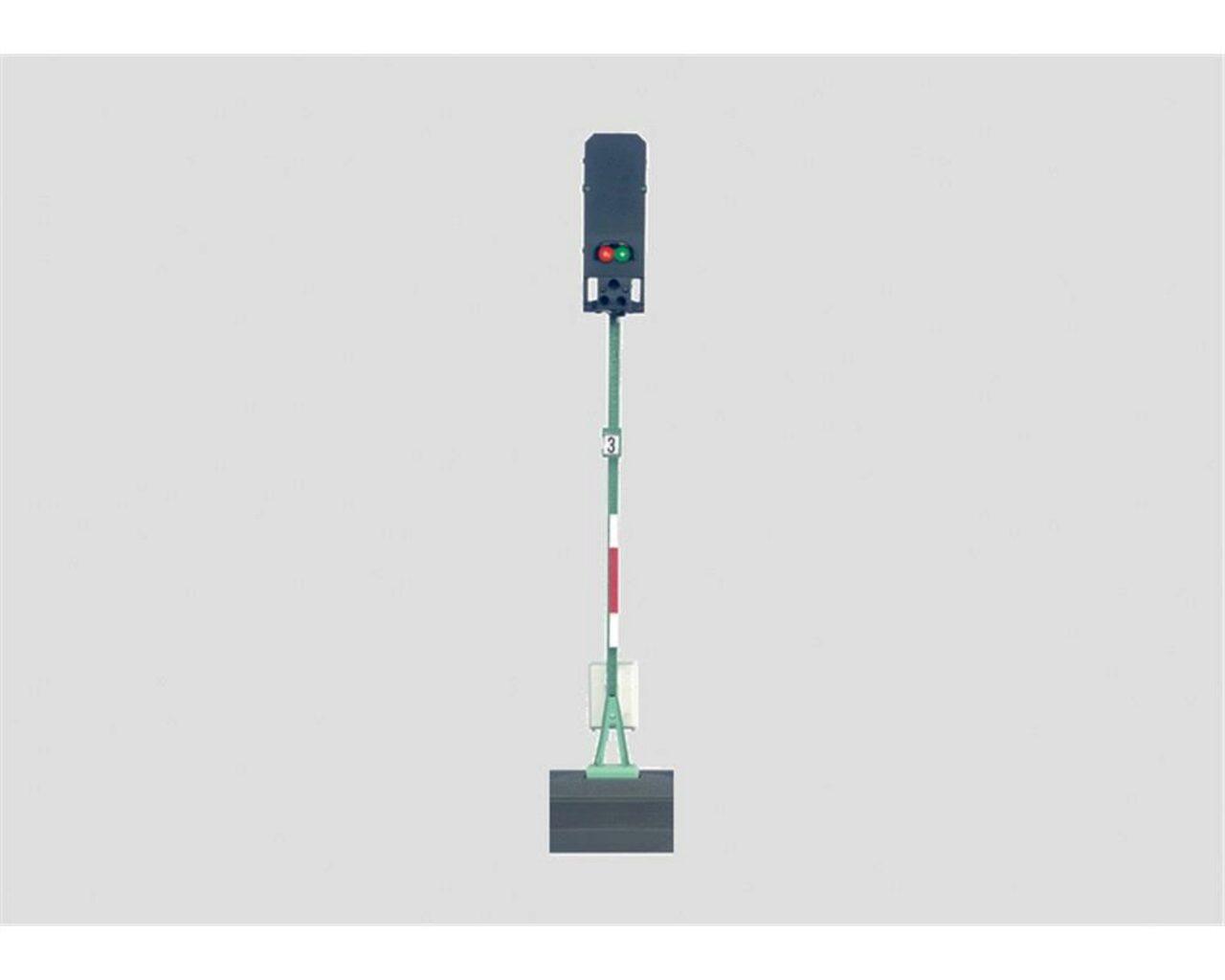 rot TT // Licht // grün Hauptsignal c