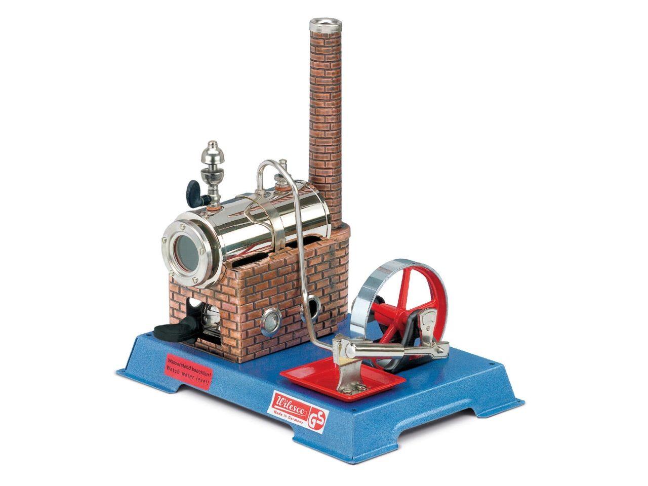 Dampfmaschine Modellautos