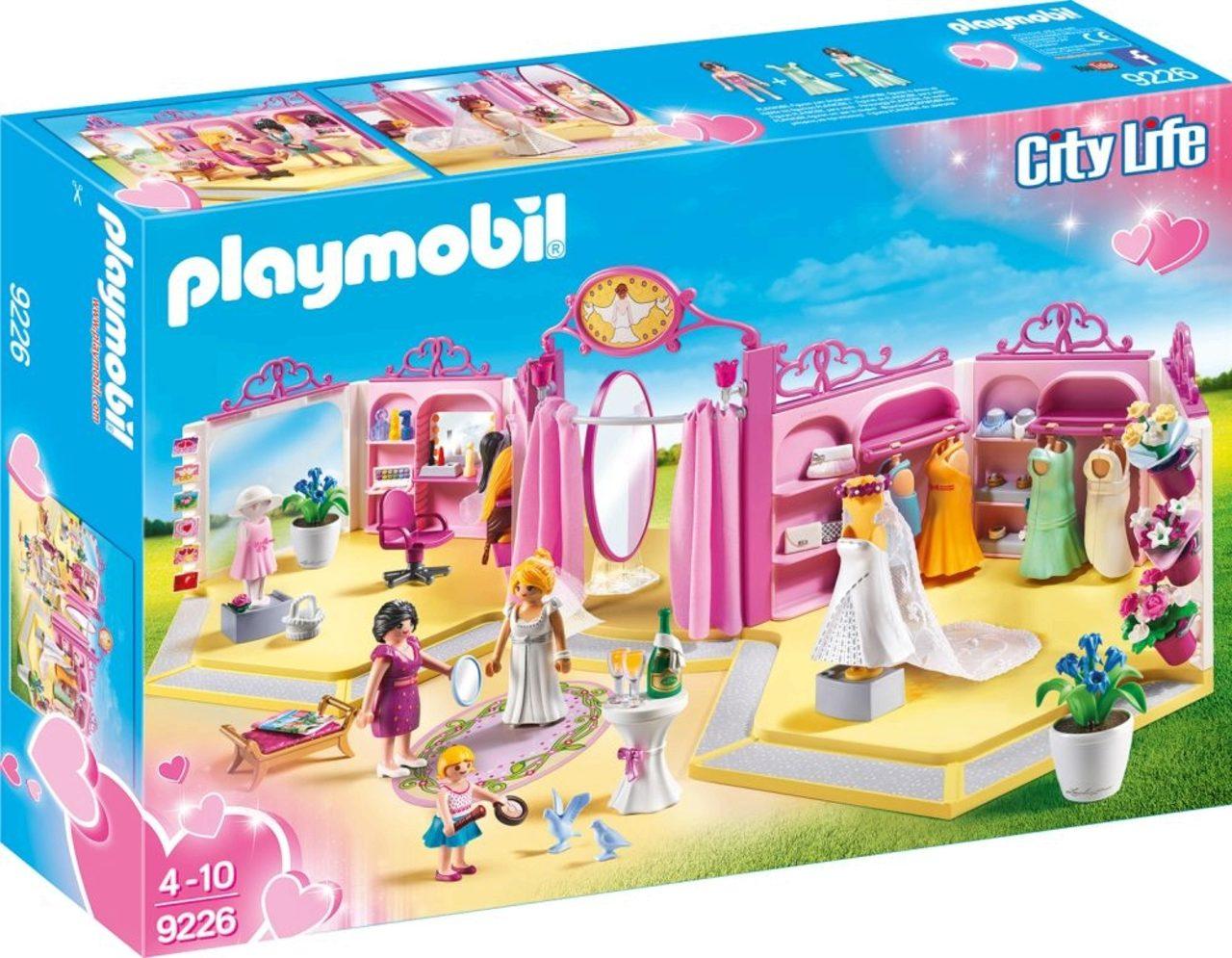 PLAYMOBIL® 9226 Brautmodengeschäft mit Salon - idee+spiel