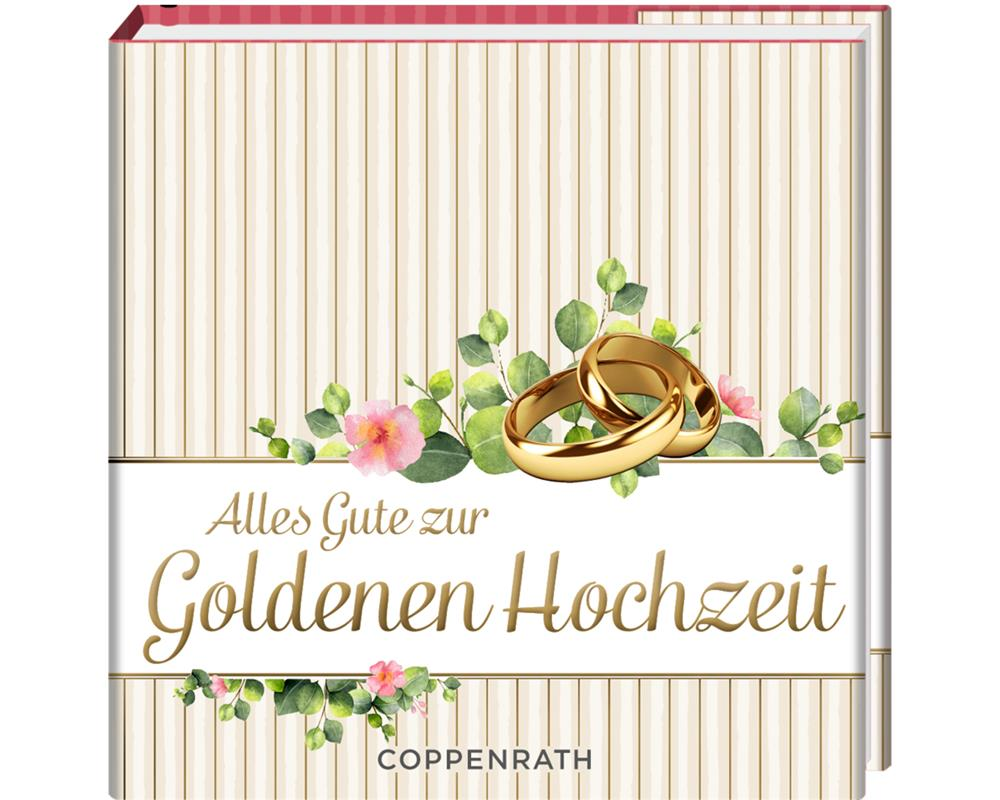 Coppenrath 0066917 Bibliophilia Alles Gute Zur Goldenen