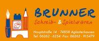 Brunner Schreib & Spielwaren Inh. Martina Elsasser