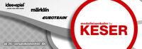 Modelleisenbahnen by KESER in der Keser Home Company