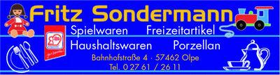 Fritz Sondermann Inh. Jörg Sondermann