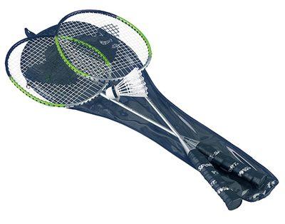 idee+spiel 741-74103 VIVA SPoRT Badminton-Set Team