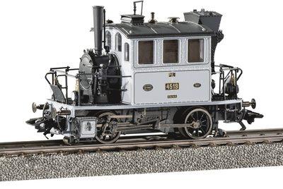 """MÄRKLIN 36868 H0 Dampflokomotive Gattung PtL 2/2 """"Glaskasten"""", K.Bay.Sts.B., Ep. I"""