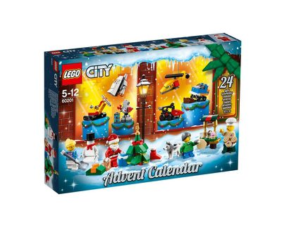 LEGO® City 60201 LEGO® City Adventskalender