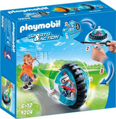 "PLAYMOBIL® 9204 Speed Roller ""Blue"""