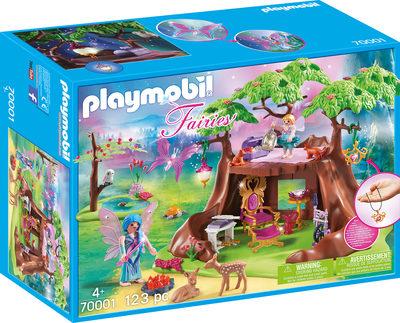 PLAYMOBIL® 70001 Waldfeenhaus
