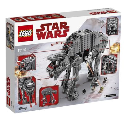LEGO® Star Wars™ 75189 First Order Heavy Assault Walker™