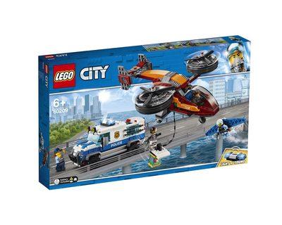 LEGO® City 60209 Polizei Diamantenraub
